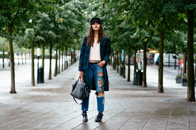 street style imagem: style.com