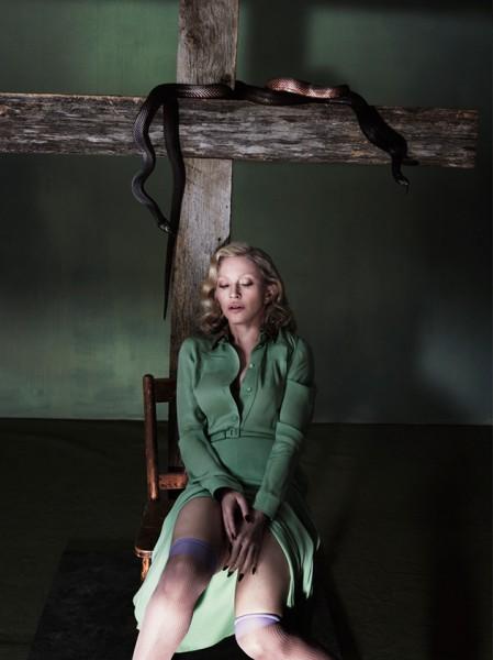 Madonna - Revista Interview foto: Mert & Marcus