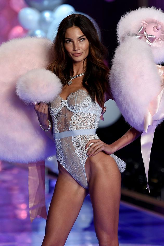 VICTORIA'S SECRET SHOW 2014 foto: Getty Images