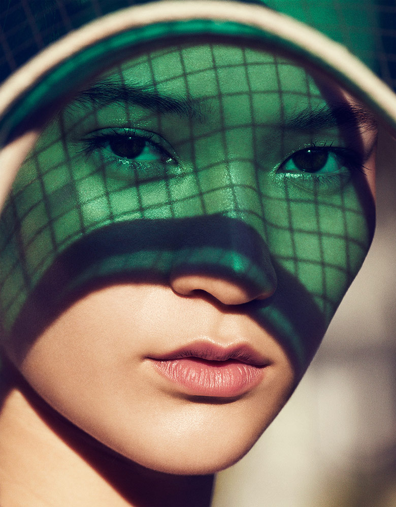 Vogue China Janeiro 2015 foto: Julia Noni