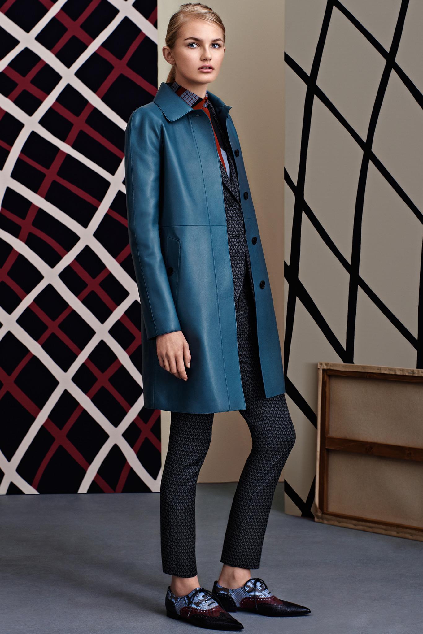 Gucci - Coleção pré Outono-Inverno 2015 imagem: divulgação