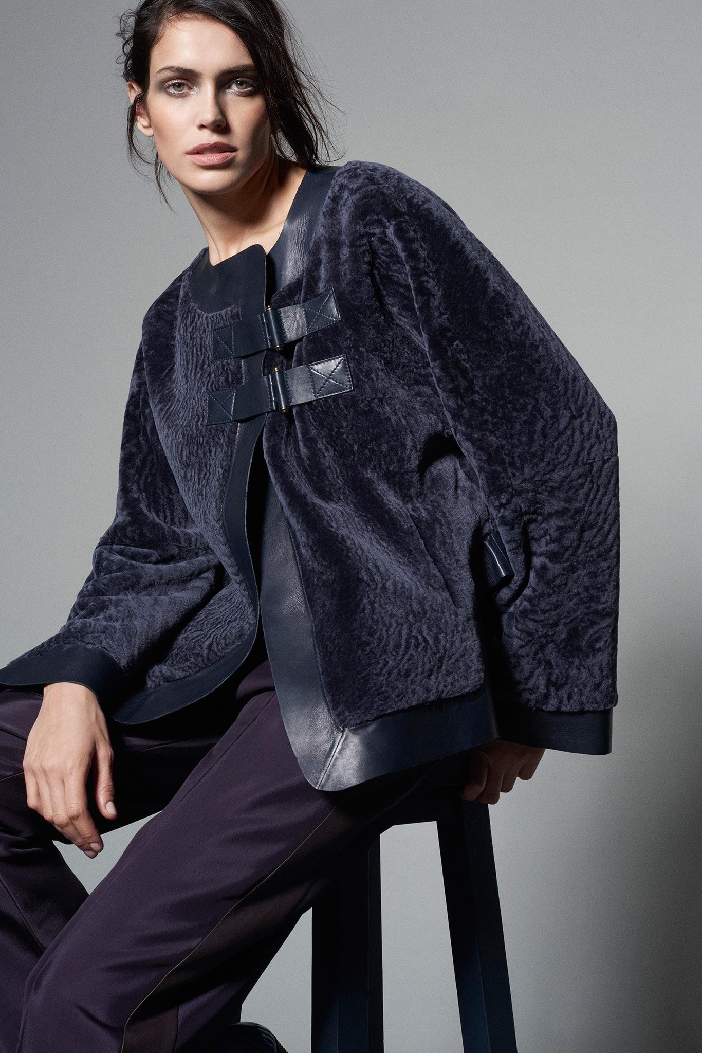 Giorgio Armani - Pré Outono-Inverno 2015 imagem: divulgação