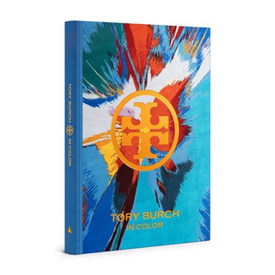 """Tory Burch - livro """"In Color"""" imagem: divulgação"""