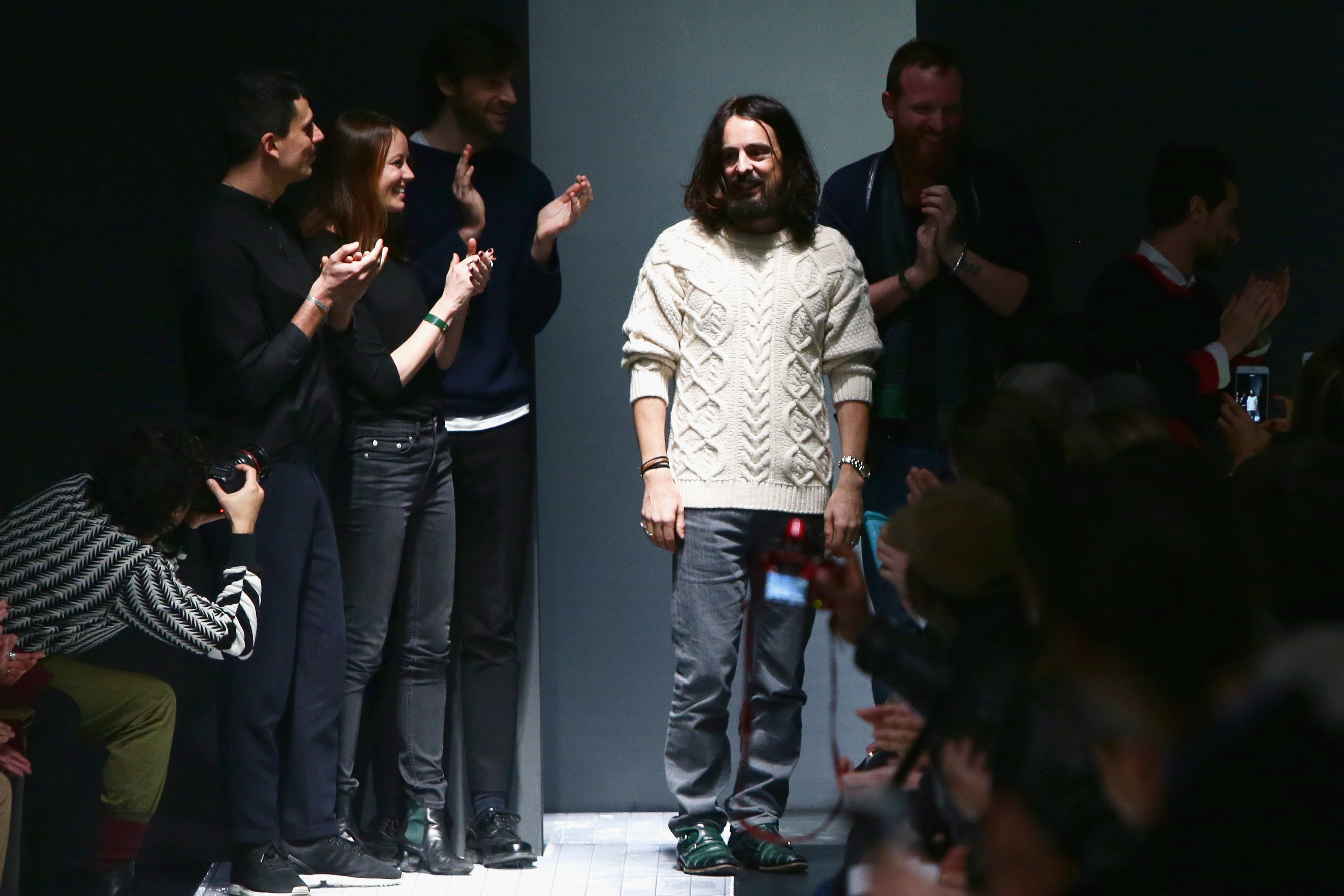 Alessandro Michele - Novo Diretor Criativo da Gucci foto: Getty images