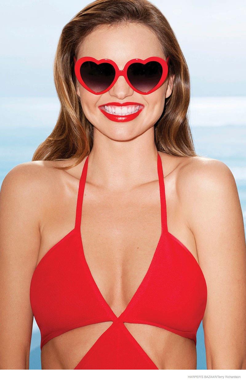 Harper's Bazaar EUA - Fevereiro 2015 foto: Terry Richardson