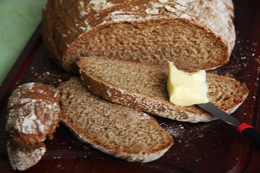 Pão Integral com Nozes imagem: reprodução-pinterest