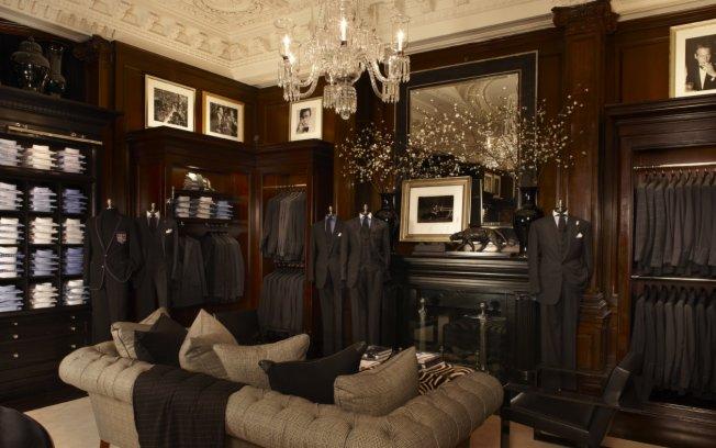 loja Ralph Lauren imagem: divulgação