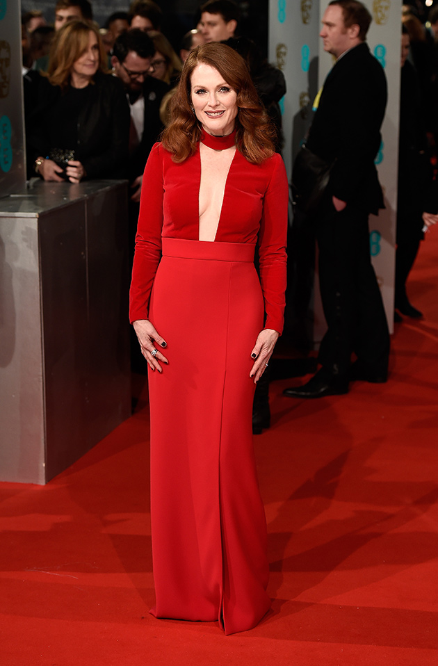 Julianne Moore - Tom Ford foto: Getty images
