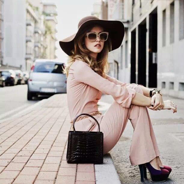 18- magem pinterest/ street style