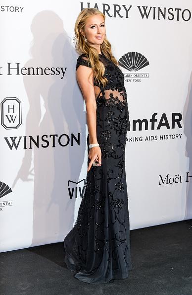 Paris Hilton getty images