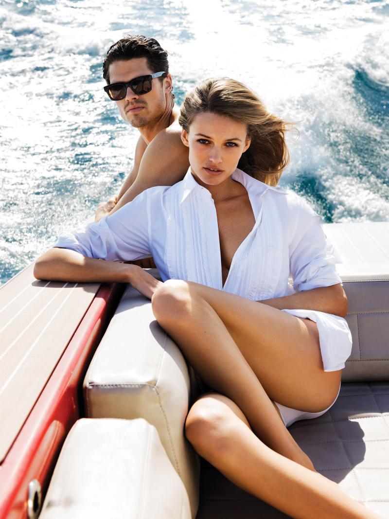 Vogue Mexico Merço 2015 foto: Gilles Bensimon