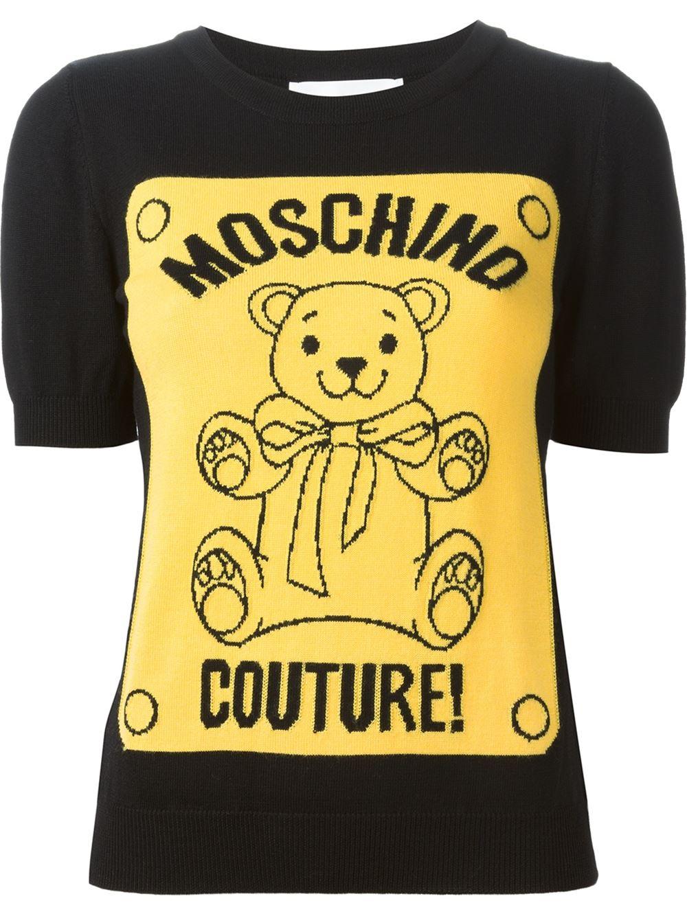 Moschino - Farfetch  imagem: divulgação