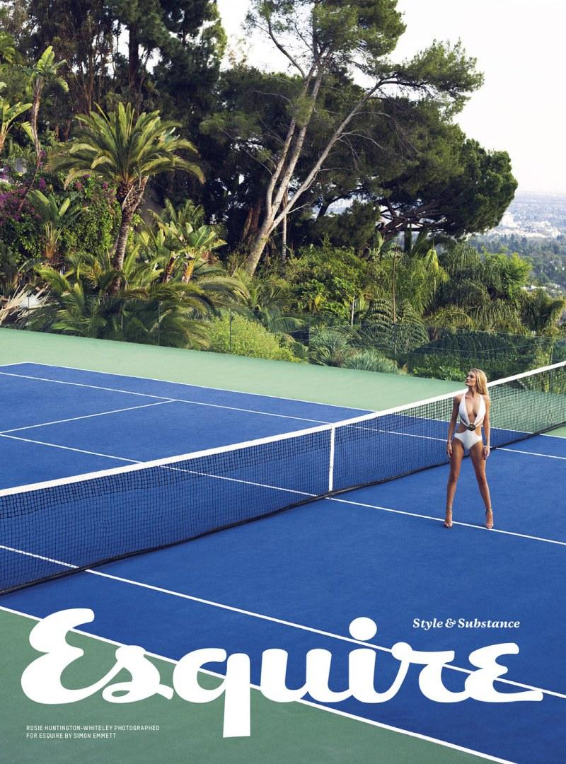 Revista Squire Abril 2015 foto: Simon Emmett