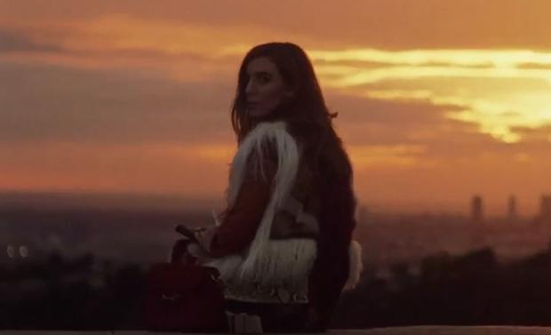 Lykke Li - Campanha Gucci Verão 2015 imagem: divulgação