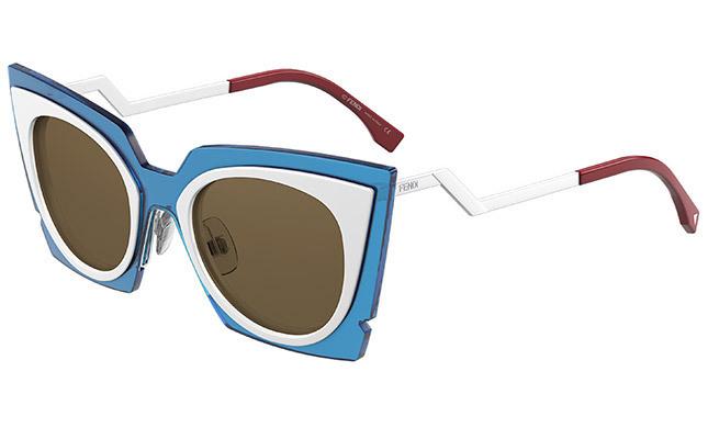 óculos de sol Fendi - Verão 2015 imagem: divulgação