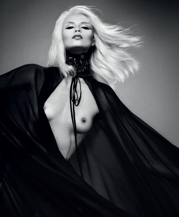 Natasha Poly - Vogue Rússia Abril 2015 foto: Txema Yeste