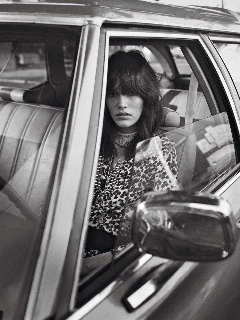 Vogue Paris - Top Lachlan Bailey