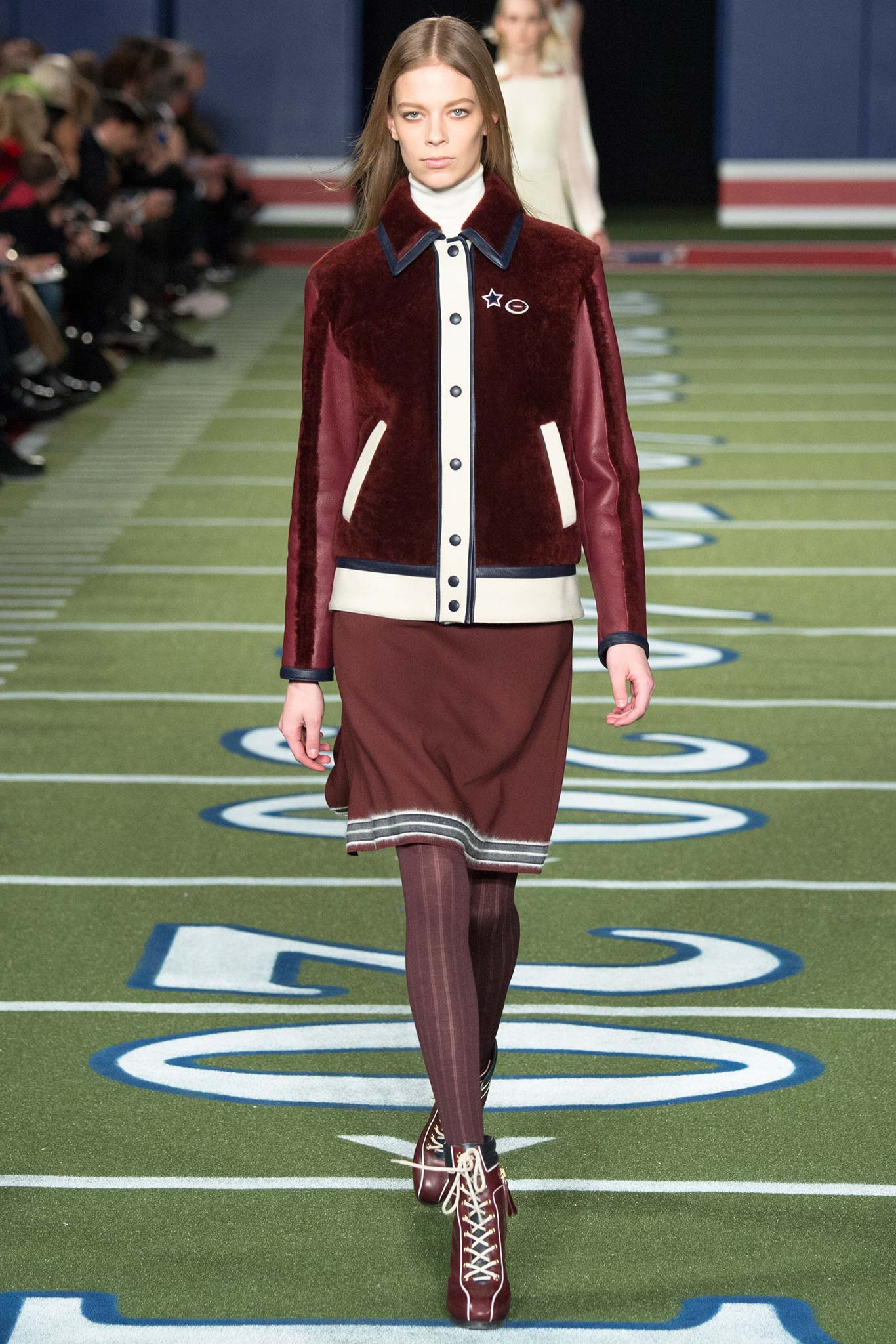 Tommy Hilfiger imagem: via style.com