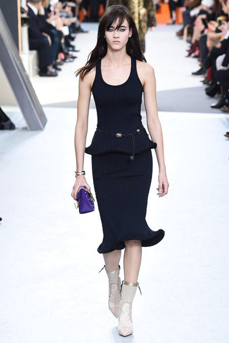 Louis Vuitton imagem: via style.com