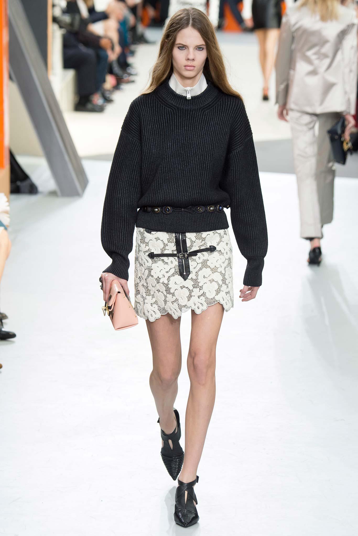 Louis Vuitton Inverno 2015 imagem: via pinterest