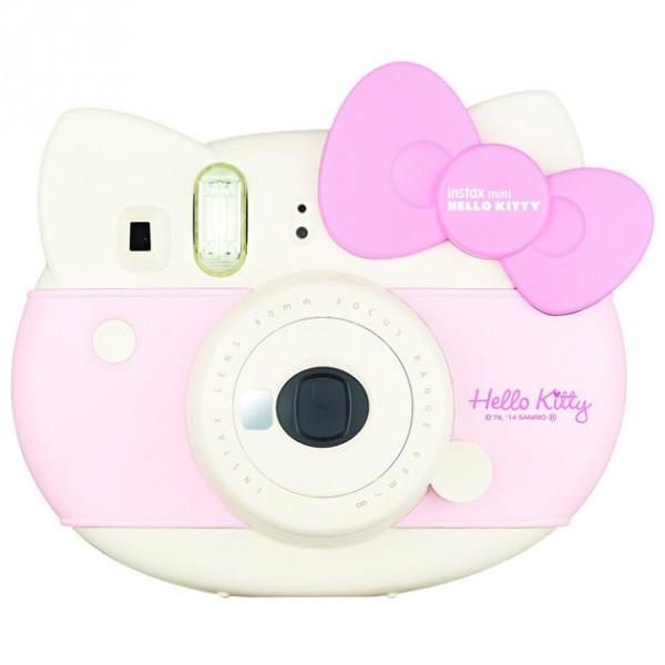 Hello Kitty - máquina de fotografia da fujifilm se inspira na personagem foto: divulgação