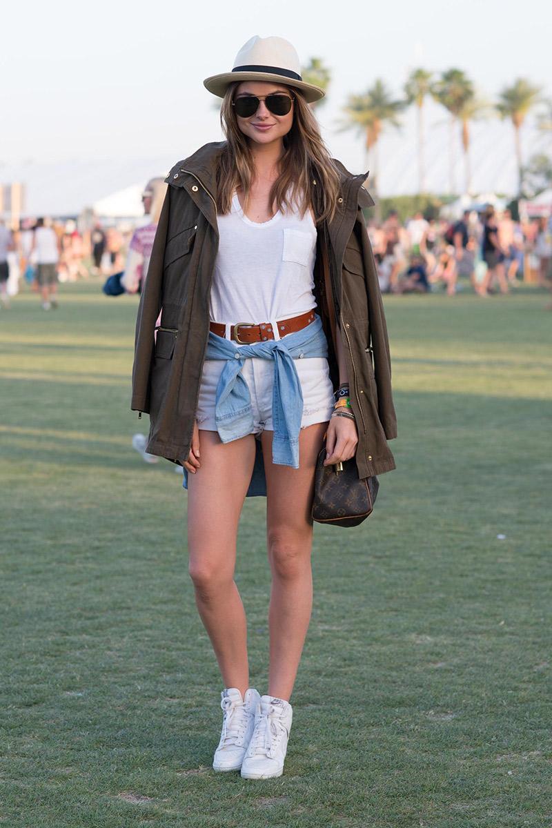 Coachella looks imagem: pinterest