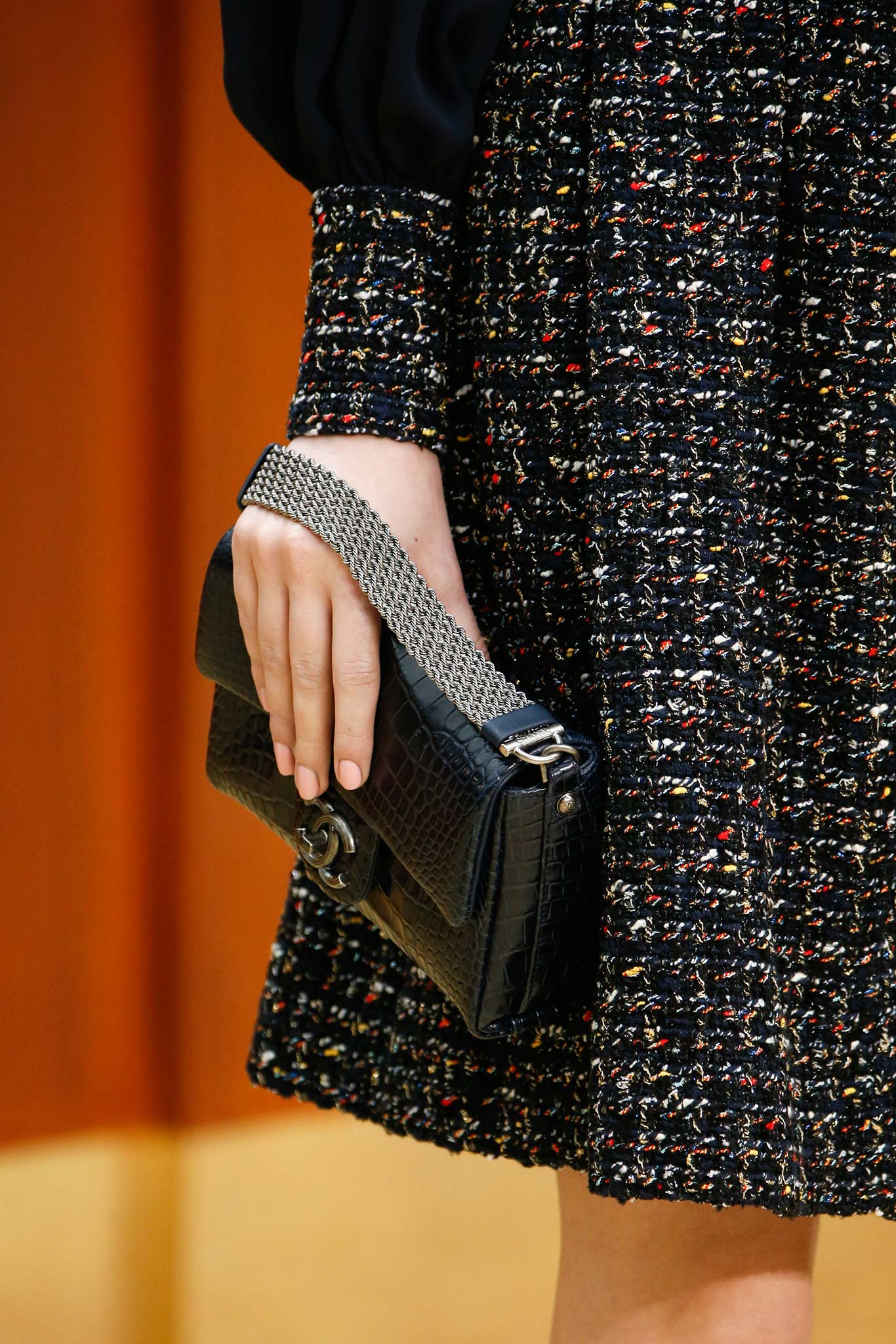 Chanel - Coleção outono-inverno 2015 imagem: indigitalimages