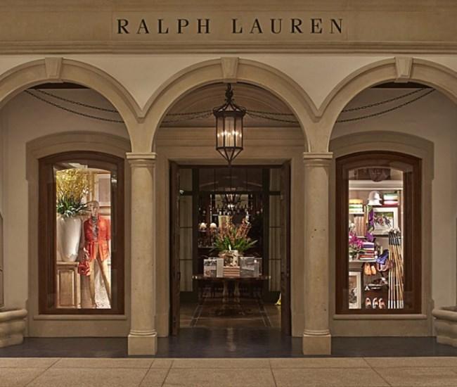 Loja Ralph Lauren Brasil - Shopping Cidade Jardim foto: instagram @ralphlauren