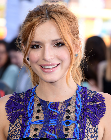 Bella Thorne - MTV Movie Awards imagem: getty images