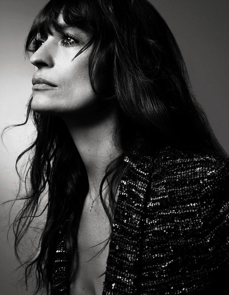 Caroline De Maigret - L'Officiel México foto: Damon Baker
