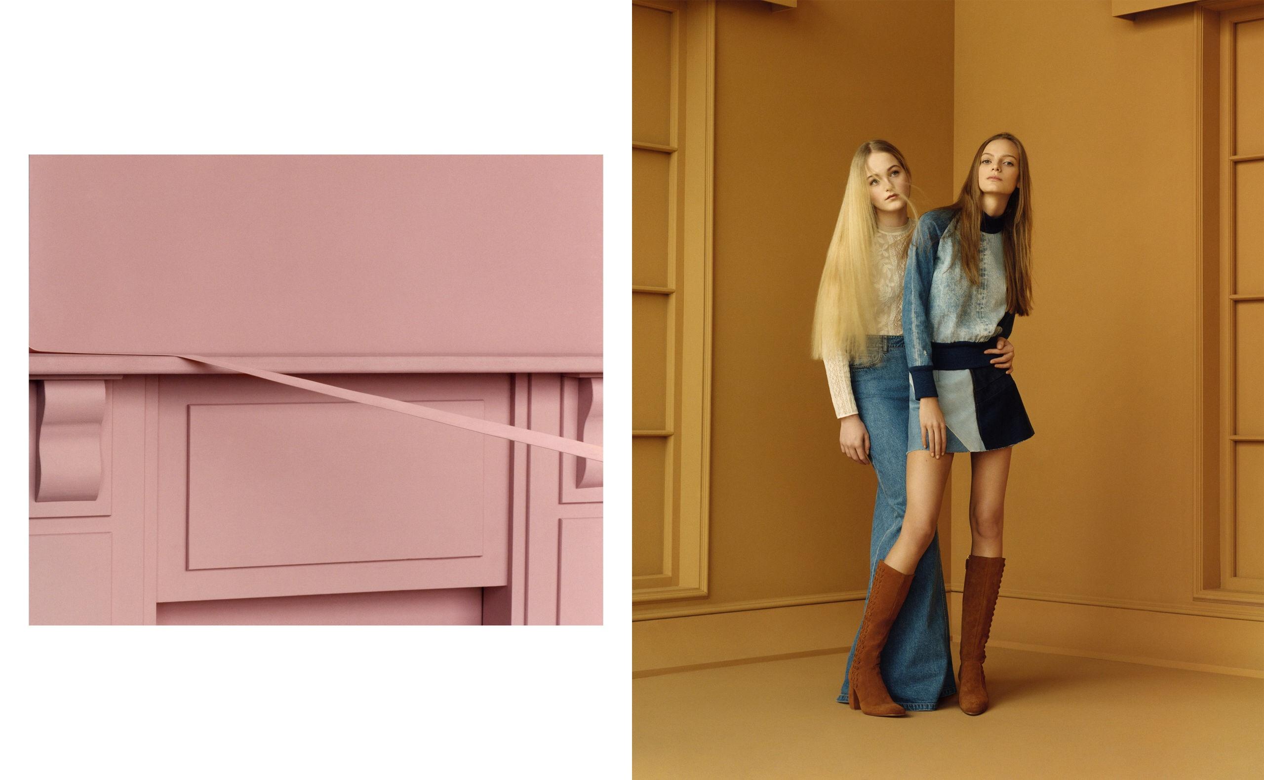 Zara - Campanha primavera-verão 2015 imagem: divulgação / site Zara