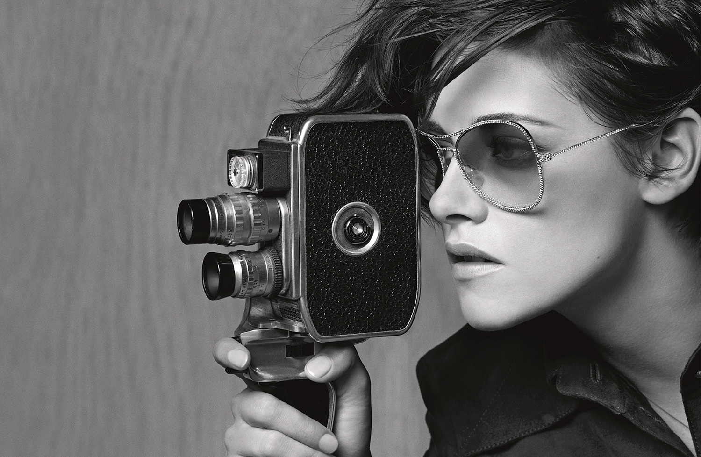 Chanel - Spring 2015 Eyewear Collection  imagem: divulgação/ Chanel