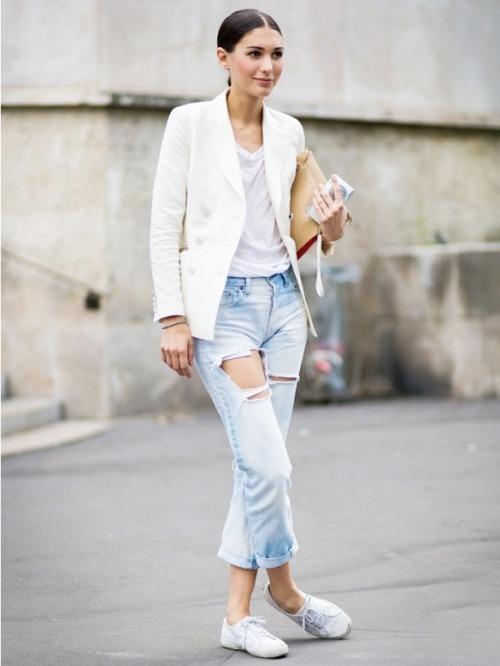 Jeans - street style imagem: pinterest