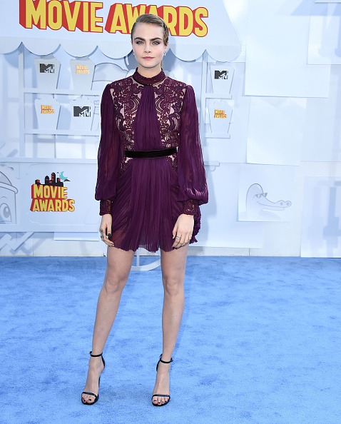 MTV Movie Awards 2015 imagem: Getty images