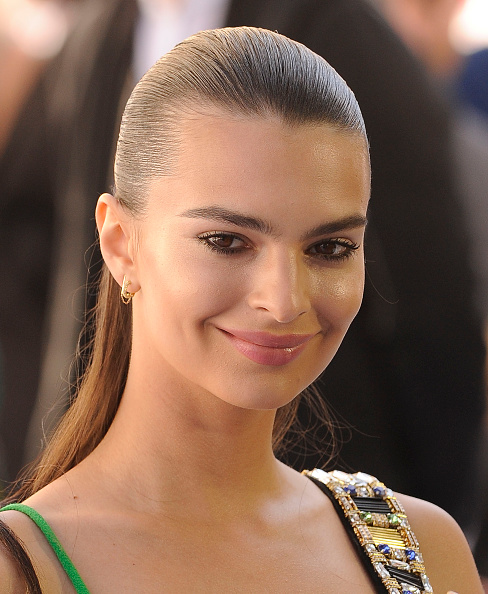 Emily Ratajkowski - MTV Movie Awards imagem: Getty images