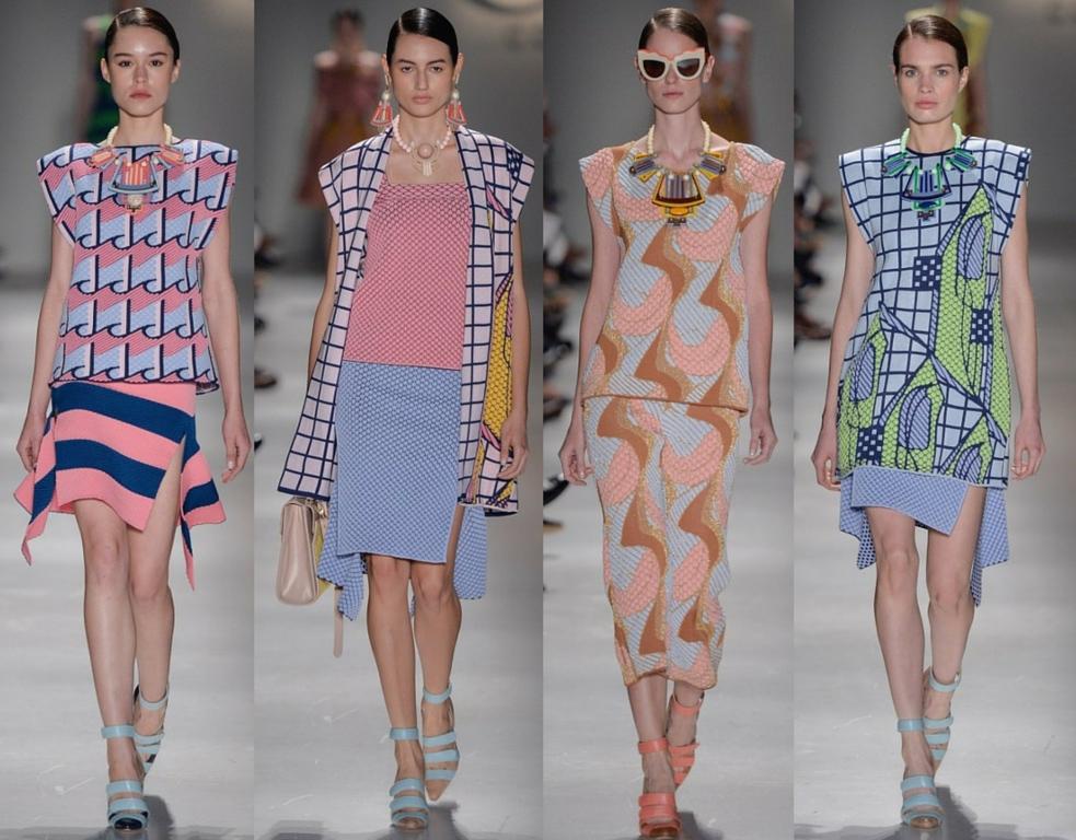Gig Couture - desfile verão 2016 - SPFW imagem: reprodução