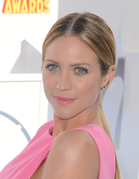 Brittany Snow  - MTV Movie Awards imagem: getty images