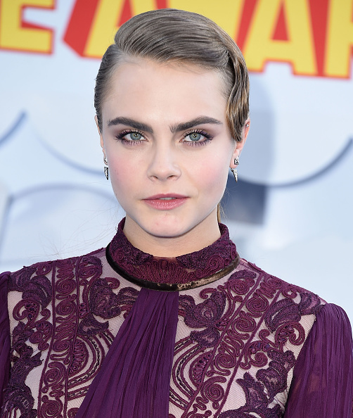 Cara Delevingne - MTV Movie Awards imagem: Getty images