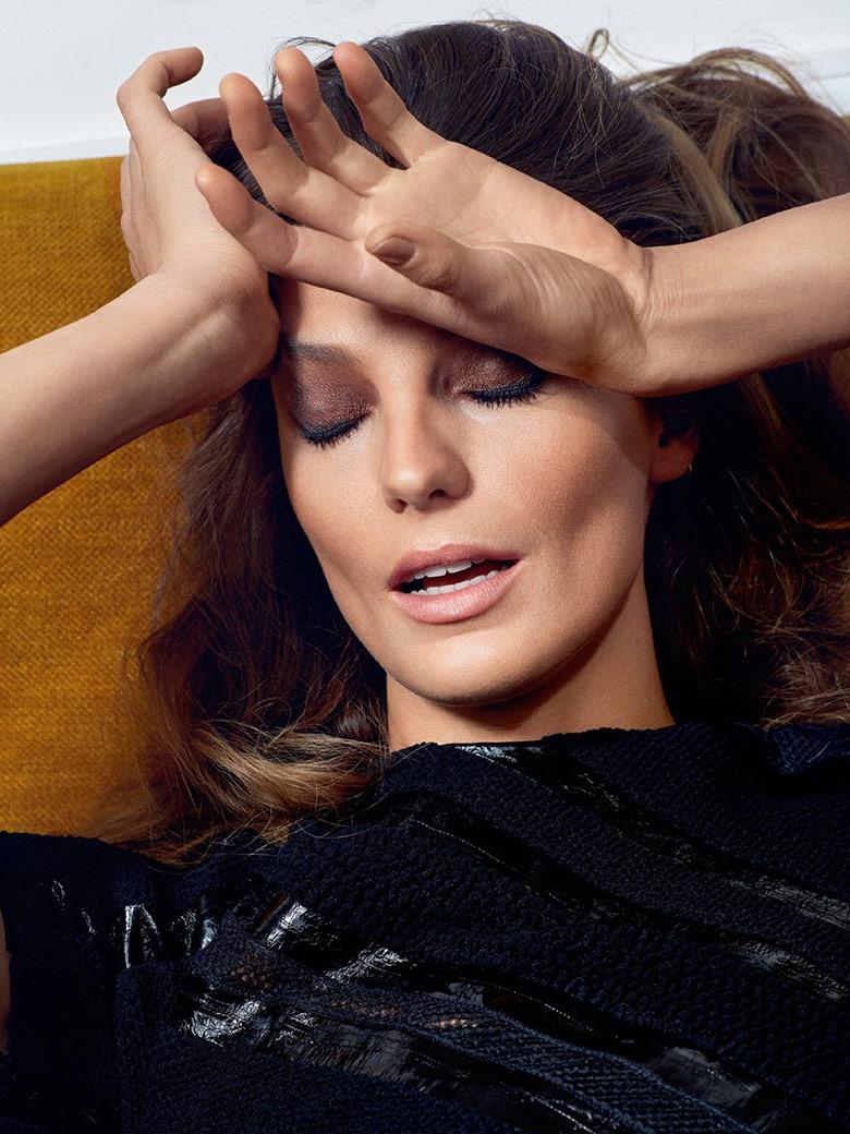 Daria Werbowy- Vogue Paris Maio 2015 foto: Collier Schorr