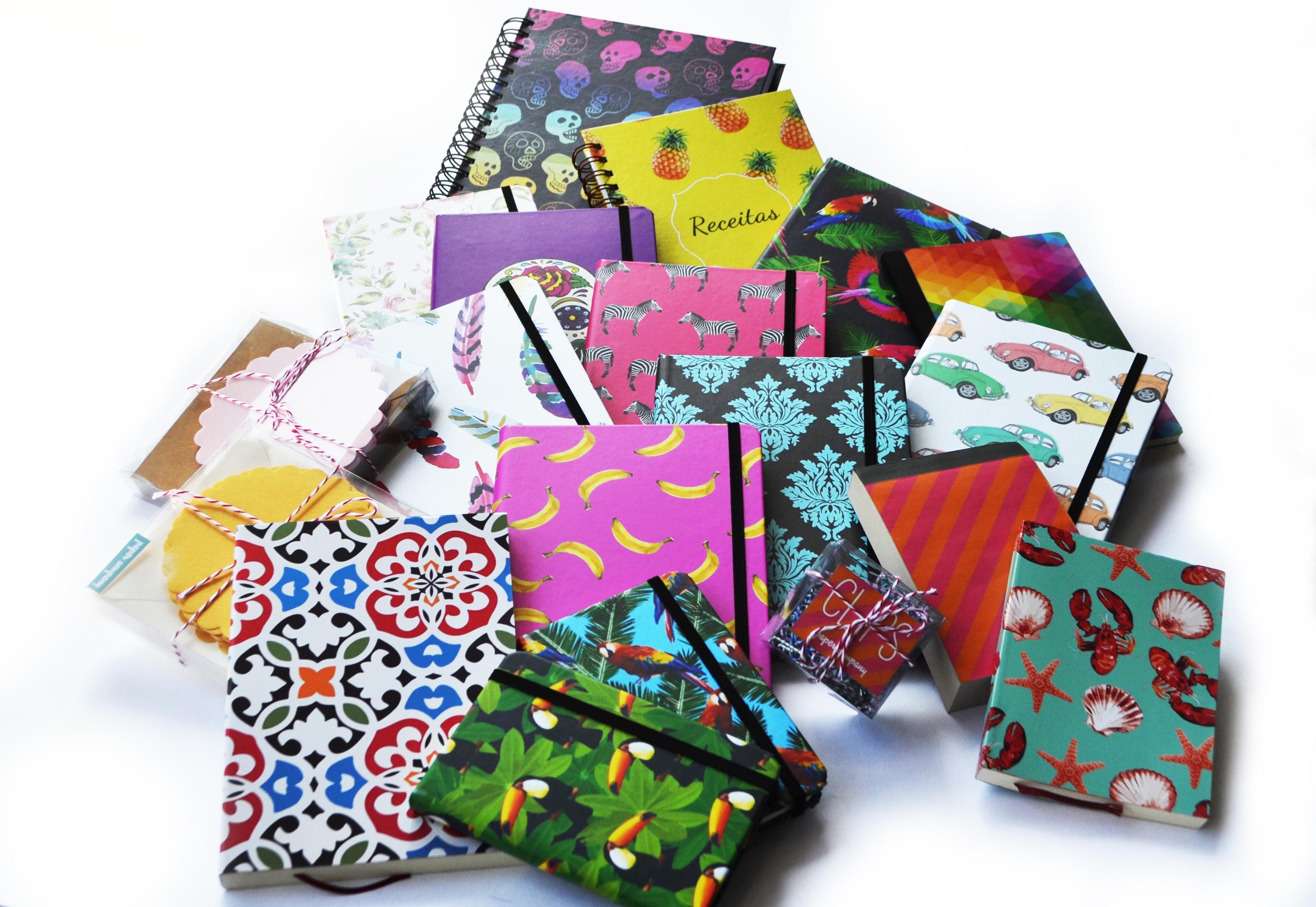 Paper Company - os itens-desejo da papelaria online imagem: divulgação