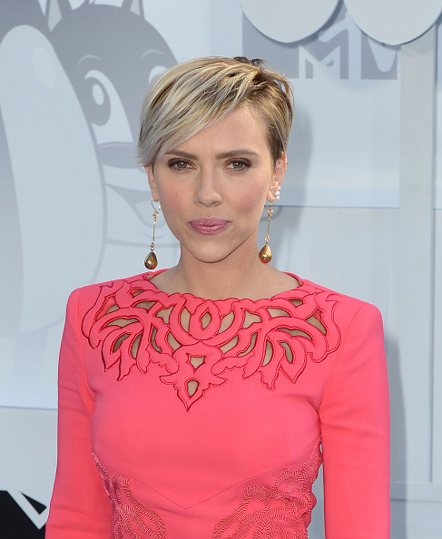 Scarlett Johansson - MTV Movie Awards imagem: Getty images