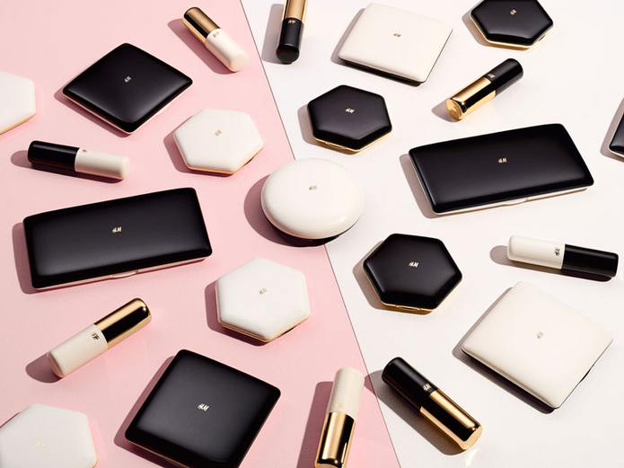 H&M - nova linha de beleza imagem: divulgação
