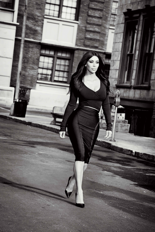 Kim Kardashian Para C&A imagem: divulgação / C&A