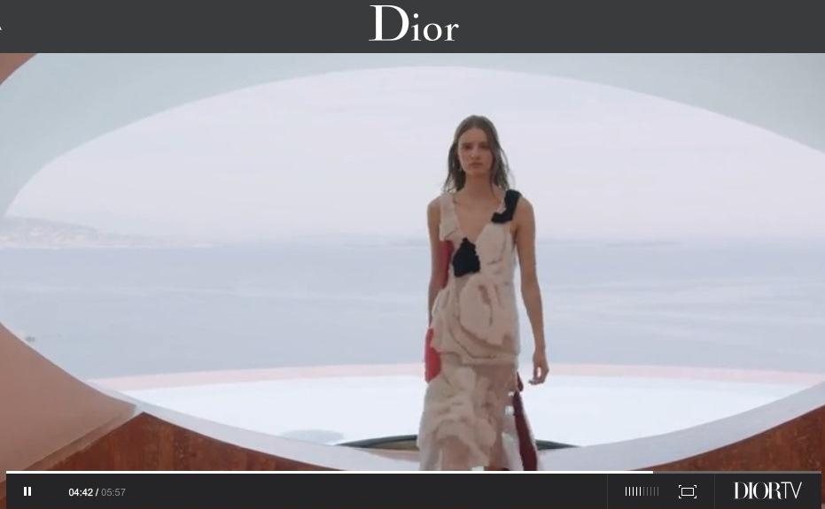 Dior Resort 2016 reprodução