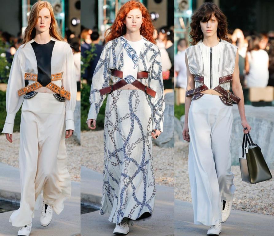 Louis Vuitton - coleção Resort 2016 imagem: reprodução