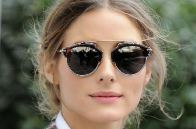 ... Óculos de sol Dior So Real imagem  street style via indigitalimages.com 78fd22d0af