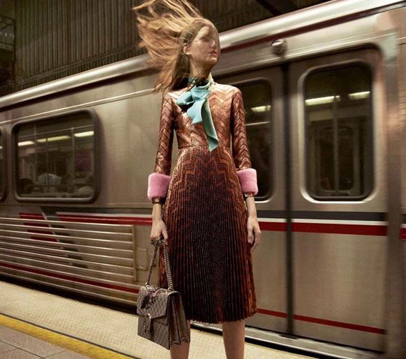 Gucci - campanha Outono-inverno 2015-2016