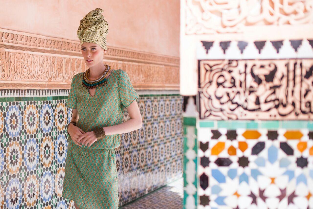 Riachuelo - Coleção Verão 2016 é fotografada no Marrocos imagem: divulgação