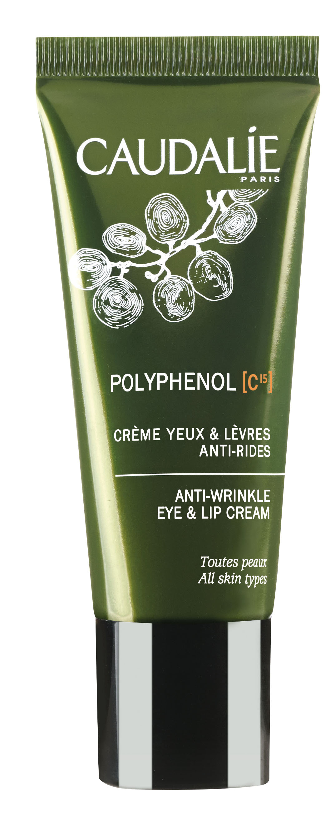 Caudalie - linha Polyphenol C15