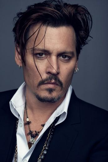 Johnny Depp - garoto propaganda do novo Perfume masculino da DIOR imagem: divulgação